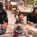 豊富な工房体験メニューと出張陶芸体験