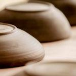 親子陶芸体験と年末年始のお知らせ