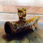 オンリーワンの【鯉のぼり・兜づくり】陶芸体験