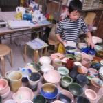 【陶器】の美しさを際立たせる日本の伝統色